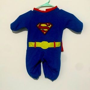 Rubie's Superman infant Costume size 6-12 …